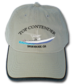 Custom fishing cap